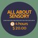 all about sensory