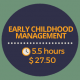 early childhood management