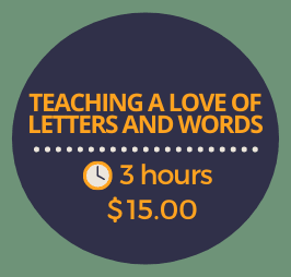 Teaching a Love of Letters and Words