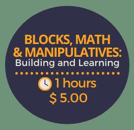 blocks math and manipulatives