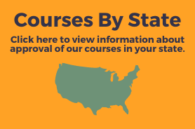 Courses By State