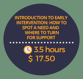 Introduction to Early Intervention: How to Spot a Need and Where to Turn for Support
