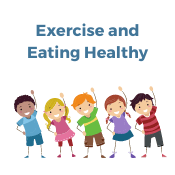 Exercise and Eating Healthy
